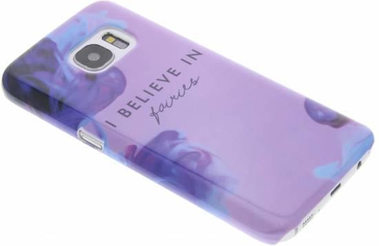 Smart Print Fées Étui Rigide Pour Samsung Galaxy S7 CNMkK39SG3