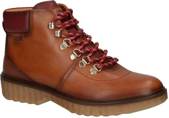 Pikolinos Bruselas Cognac Boots  Dames 42