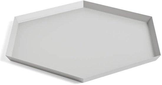 Hay Kaleido dienblad XL grijs