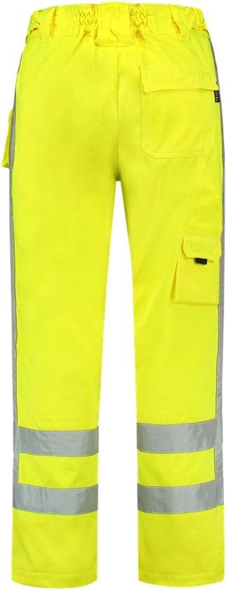 Tricorp Worker RWS - Workwear - 503003 - Fluor Geel - maat 58