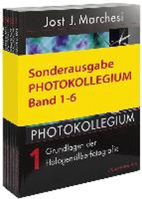 Photokollegium Band 1-6