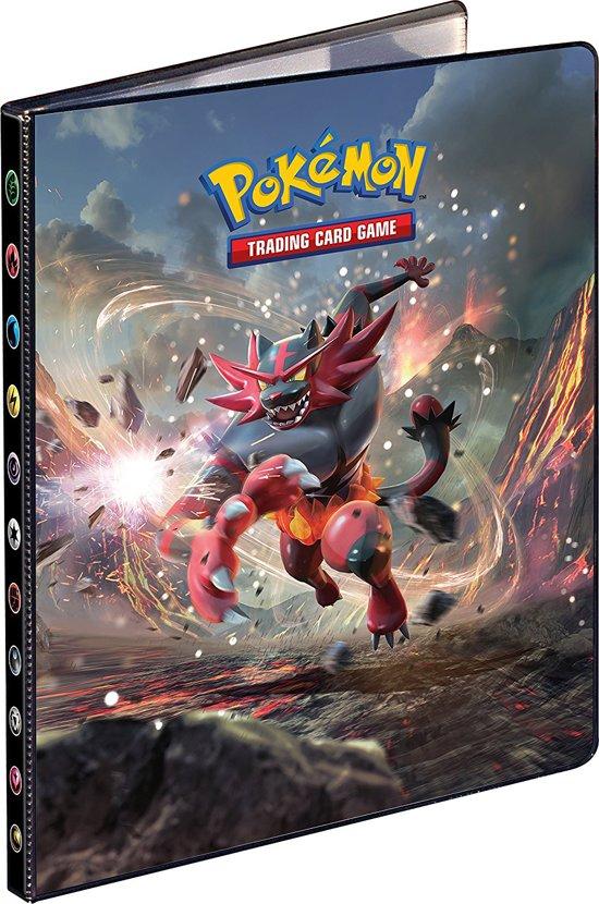 Afbeelding van het spel Pokemon verzamelmap 4-pocket Sun & Moon
