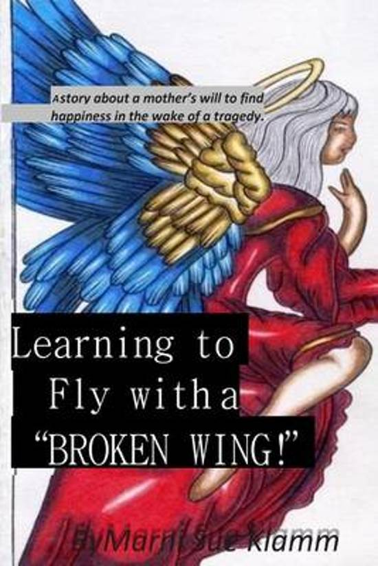 Learning to Fly with a Broken Wing! B/W