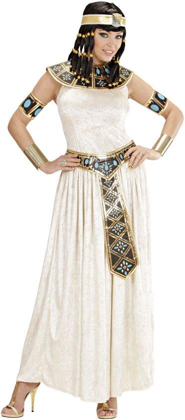 Egyptische koningin kostuum voor vrouwen - Verkleedkleding - Medium