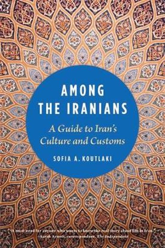 Among the Iranians cover