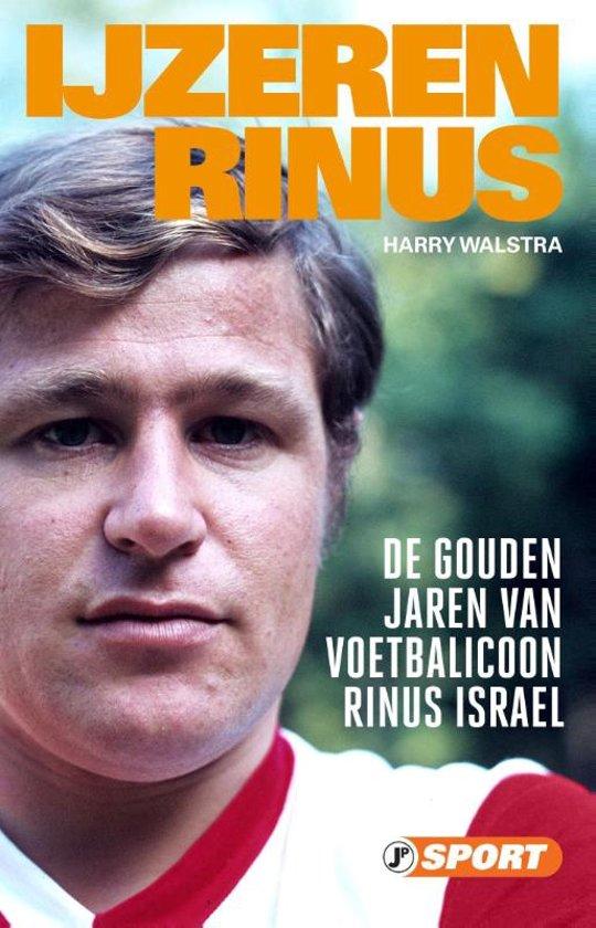 Boek cover IJzeren Rinus van Harry Walstra (Paperback)