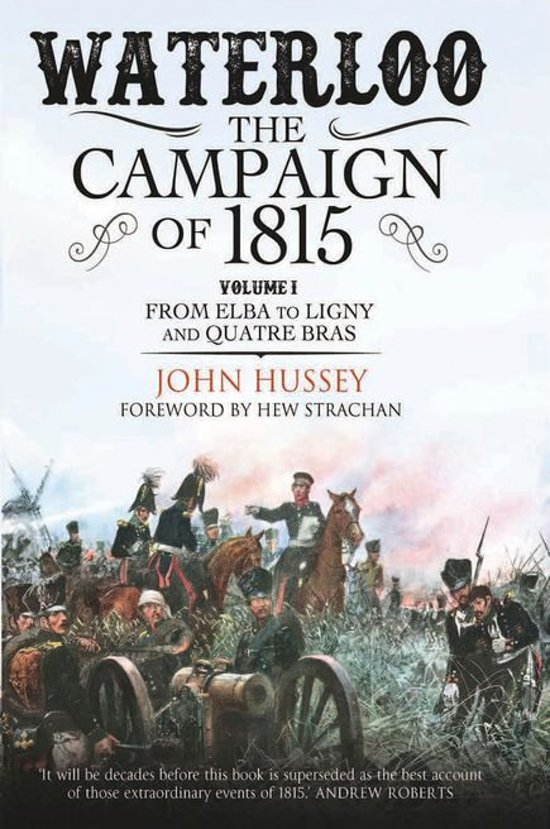 the waterloo campaign