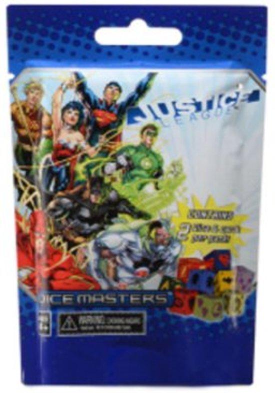 Afbeelding van het spel Dice Masters Dc Justice League Foil Pack