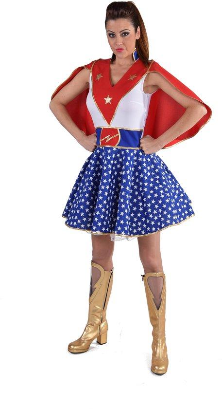 Maat Dames Kleding 5052 Kostuum Carnaval Supergirl xqHZwTYAZ