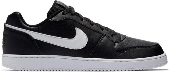 Nike 5 Ebernon Sneakers 42 Heren Black Maat Low white rqrPnx8w
