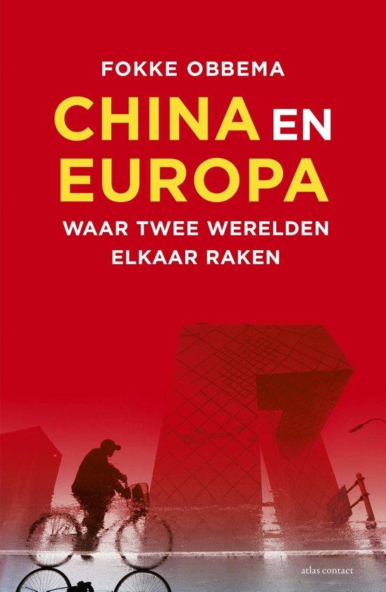 Boek cover China en Europa van Fokke Obbema (Onbekend)