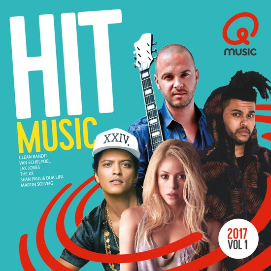 Hit Music 2017 Volume 1