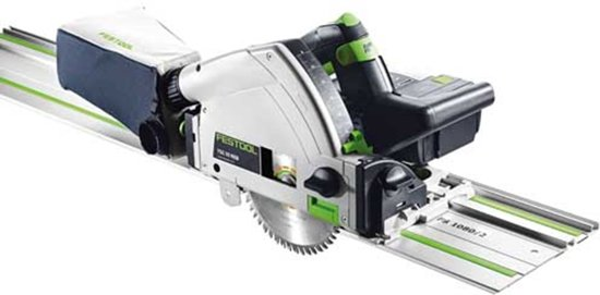 Festool Accu cirkelzaagmachine TSC 55 REB-Plus-FS 201400