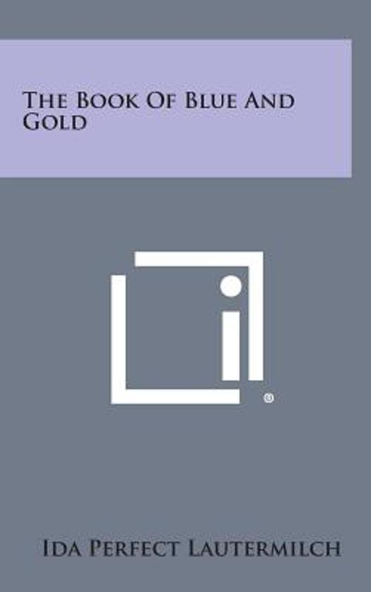 The Book of Blue and Gold