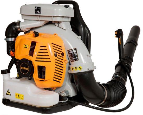 DUNSCH ruggedragen benzine bladblazer 79,4cc, 4.1 pk