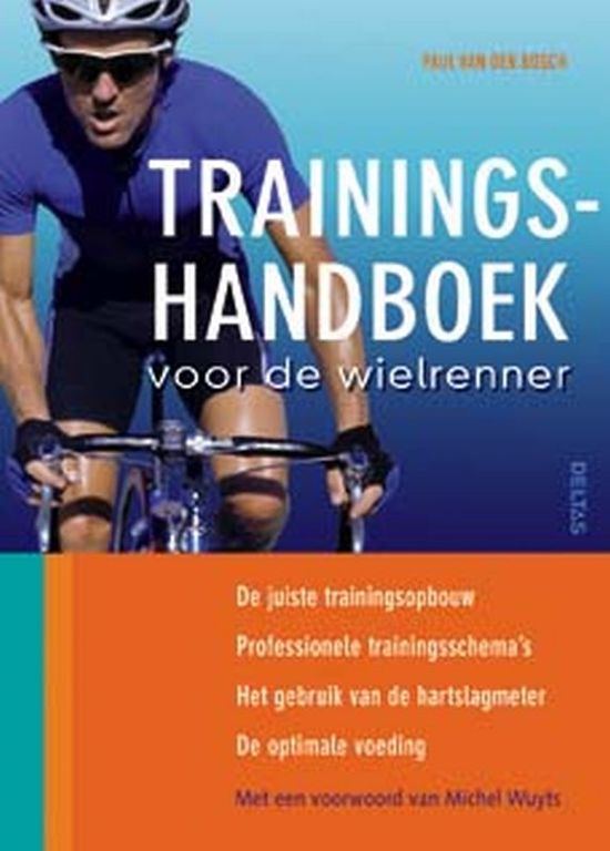 Cycling Training Book by Sven Nys and Paul Van Den Bosch