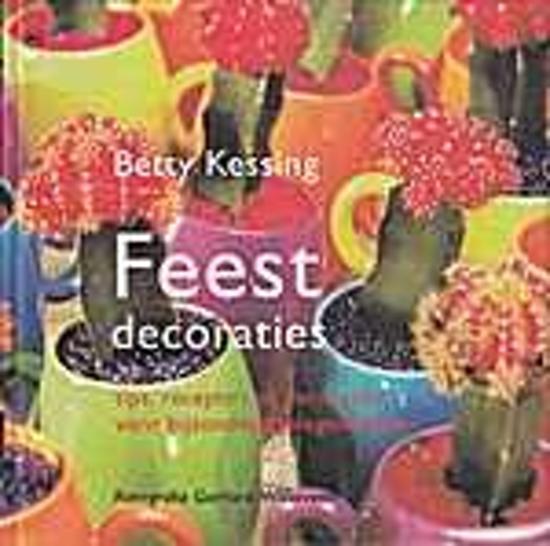 FEEST DECORATIES