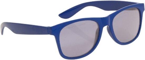 e1f5a8b32f8992 Blauwe kinder feest- en zonnebril wayfarer