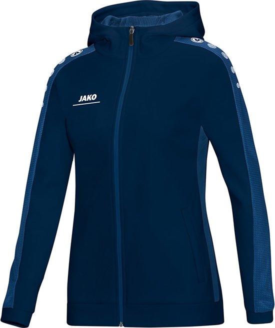 Maat Jacket JakoHooded Women Dames Striker 40 POkiuXZT