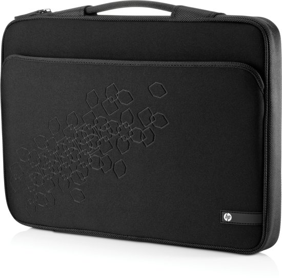 HP Black Cherry Laptop Sleeve - 17.3 inch / Zwart