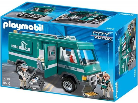 Bol Com Playmobil Waardetransport 5566 Playmobil