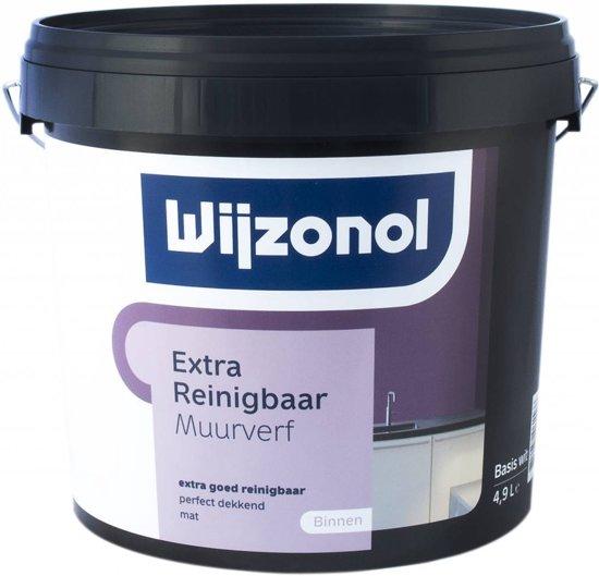 Extra Reinigbaar Muurverf - 5 liter