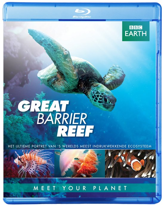 BBC Earth - Great Barrier Reef (Blu-ray)