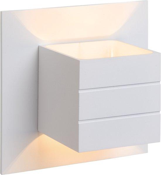 Lucide BOK - Wandlamp - G9 - Wit