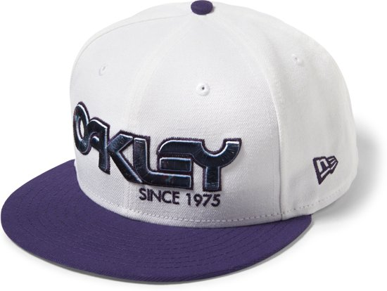 Oakley Oakley 75' Snap-Back - Cap - Adjustable - Purple Shade