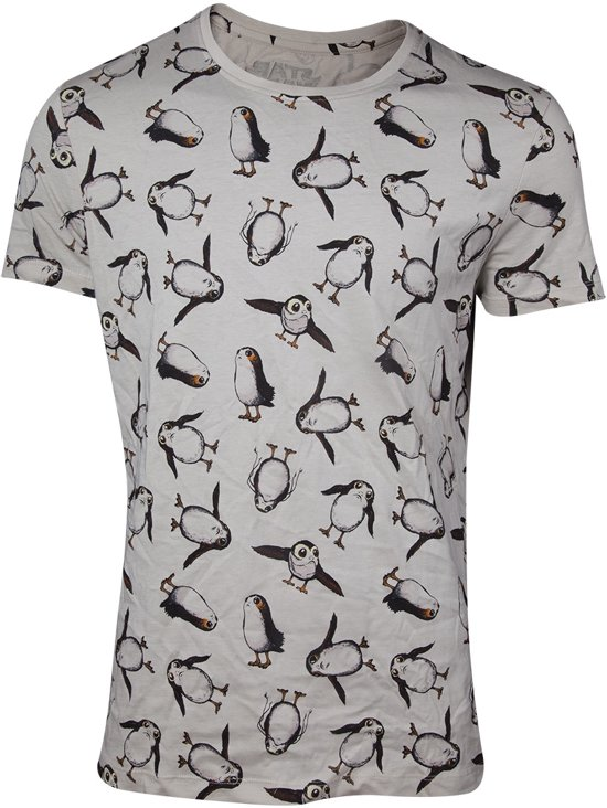 Star Wars The Last Jedi - Porgs AOP Men's T-shirt - S