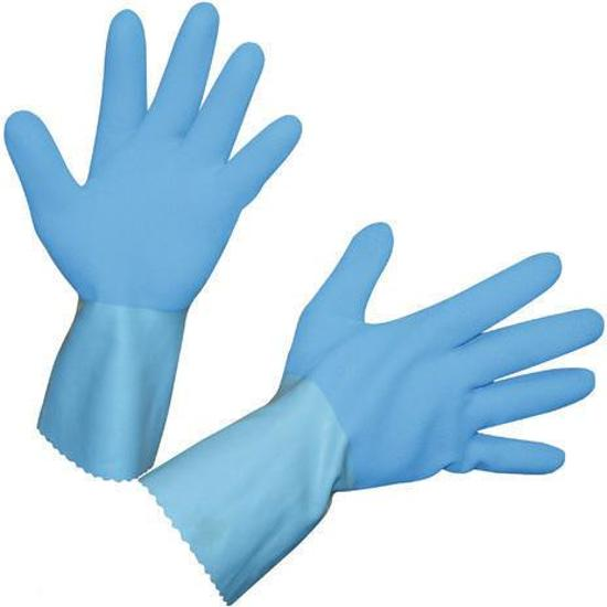 Handschoen van natuurlijk latex Fletex - Maat 9