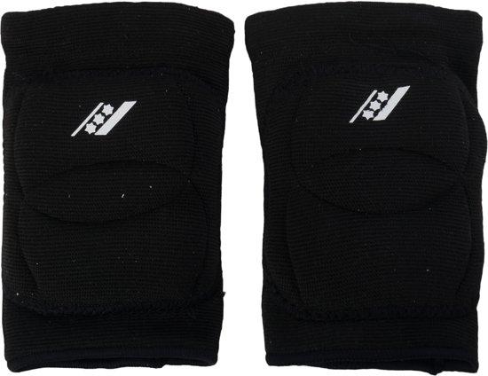 Rucanor Smash Kniebeschermer Zwart - S