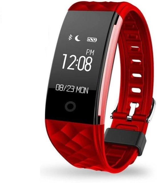 Parya Activity Tracker (Rood)
