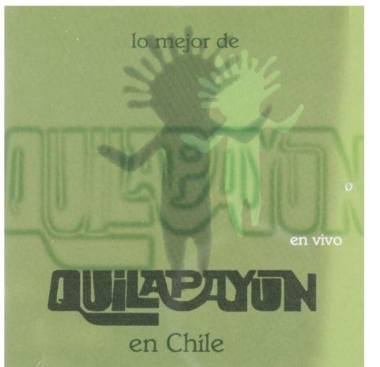 Lo Mejor De Quilapayun En Chile