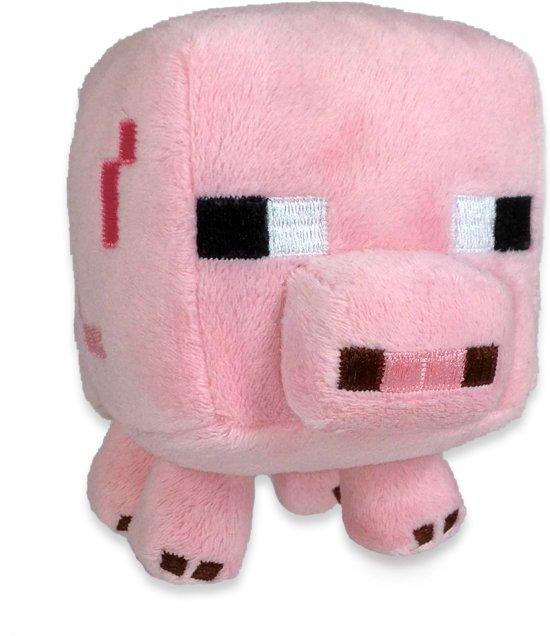 Minecraft varken knuffel