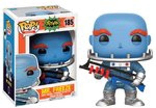 Funko Pop! Dc Batman 1966 Mr Freeze - Verzamelfiguur