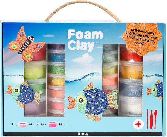 Foam Clay Cadeauset