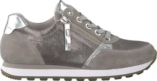 Maat 335Grijs 40 Dames Sneakers Gabor F1cTK3Jl