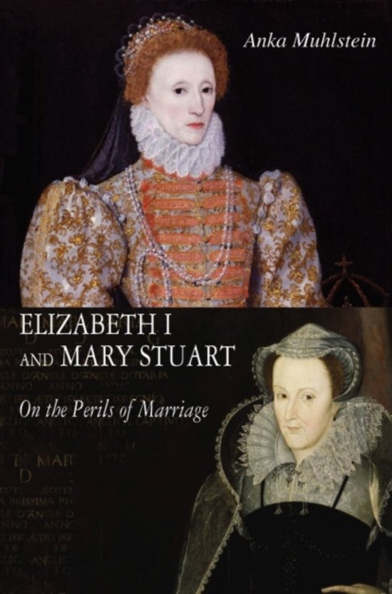 relationship between mary stuart and elizabeth