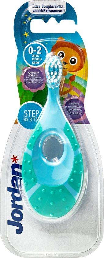 Jordan Step By Step Baby - Kindertandenborstel