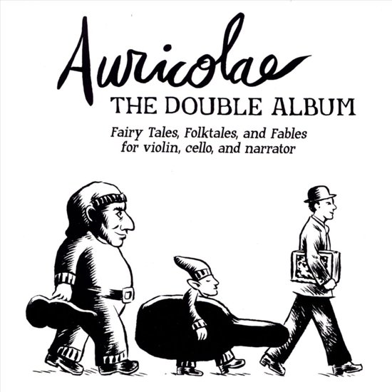 The Double Album: Fairytales, Folklore And Fables