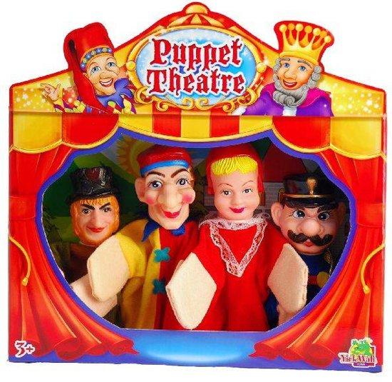 Van der Meulen Hand Puppet 4 St.