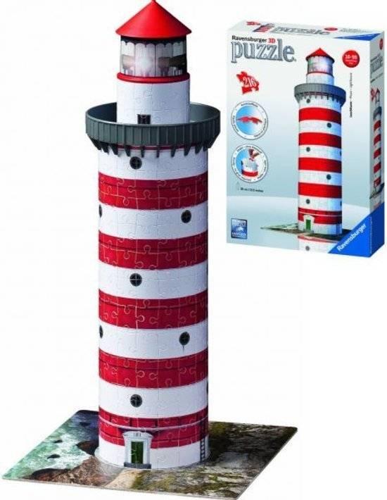 Ravensburger 3D Puzzel - Vuurtoren