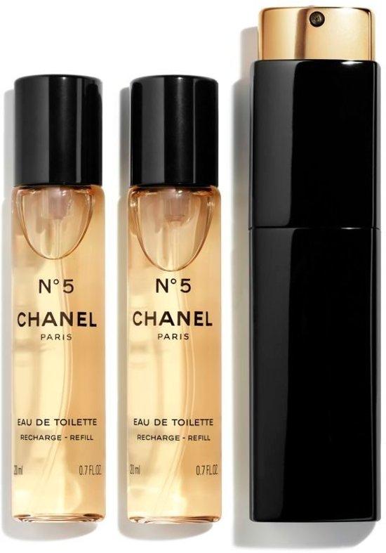 Chanel No.5 3-delig Geschenkset Parfums - Eau de Toilette