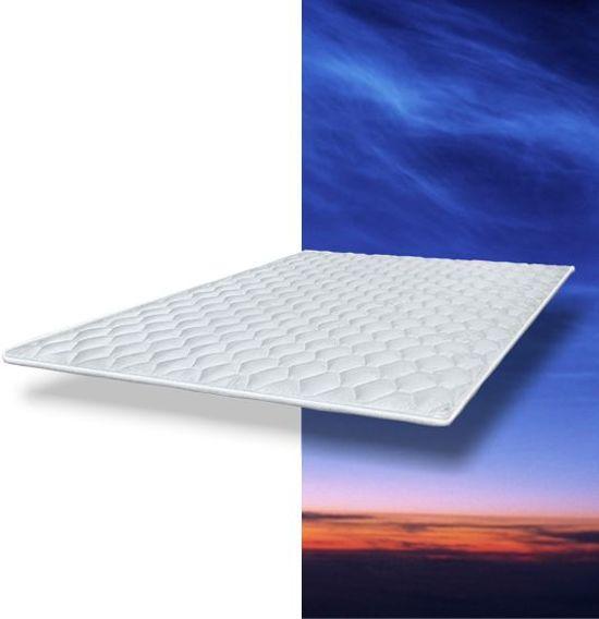 MAH -Oplegmatras Topcover - 100x200x3 cm
