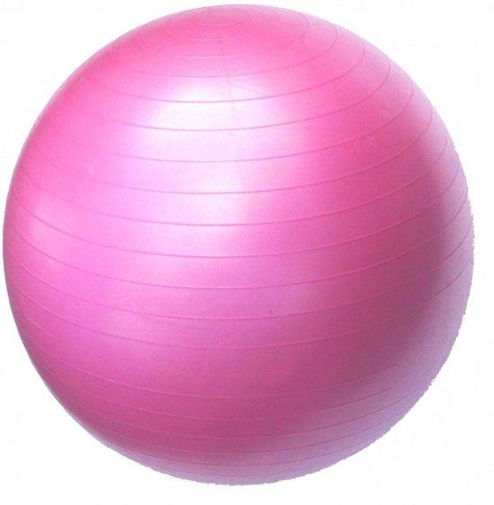 bol   fitness yoga bal - Ø 65 cm - roze