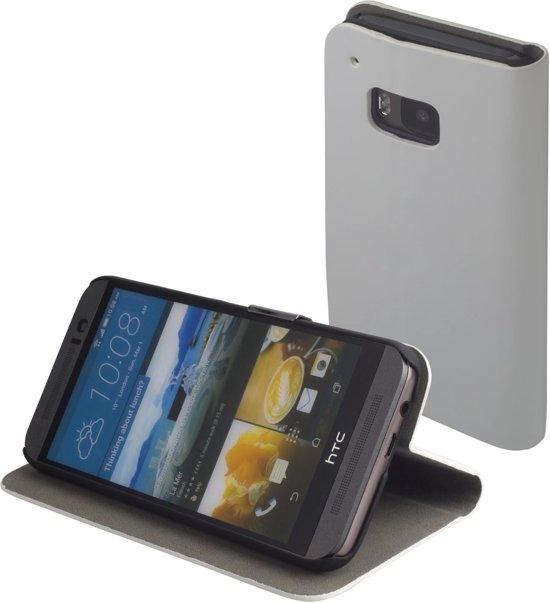 Wit slim booktype voor de HTC One M9