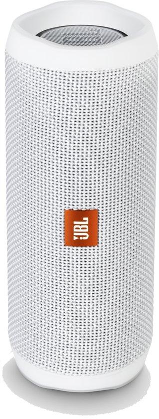 JBL Flip 4 - Bluetooth Speaker - Wit