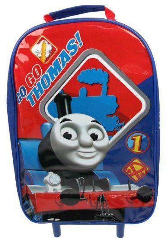 Thomas de trein tas op wieltjes
