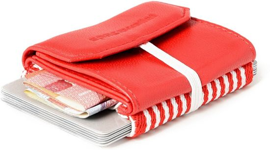 924174a89cf Spacewallet Drive Red 2.0 Pull - Mini portemonnee / Portefeuille